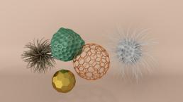 Deform esferas pl0054 uai