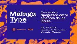 MalagaType tipografía
