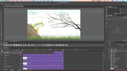 Animación en photoshop