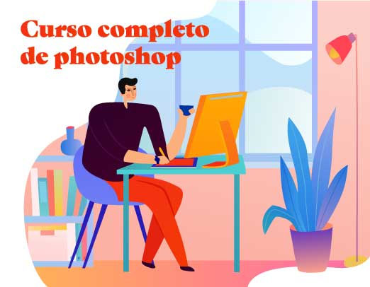 curso completo de photoshop