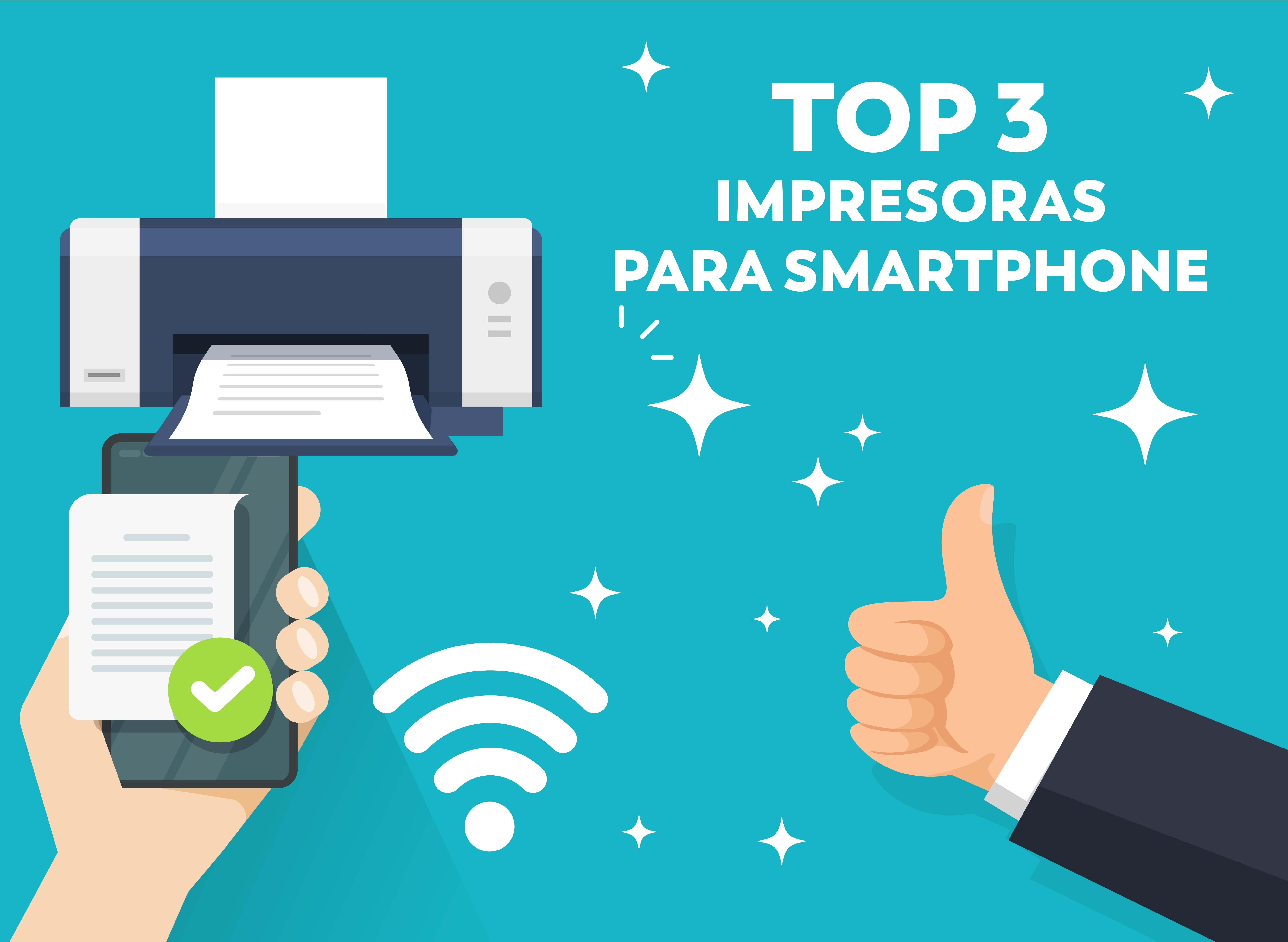 impresora smarthphone