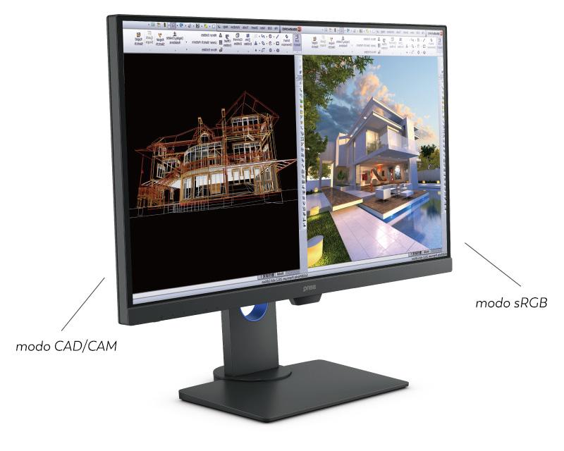 Modos Monitor BenQ