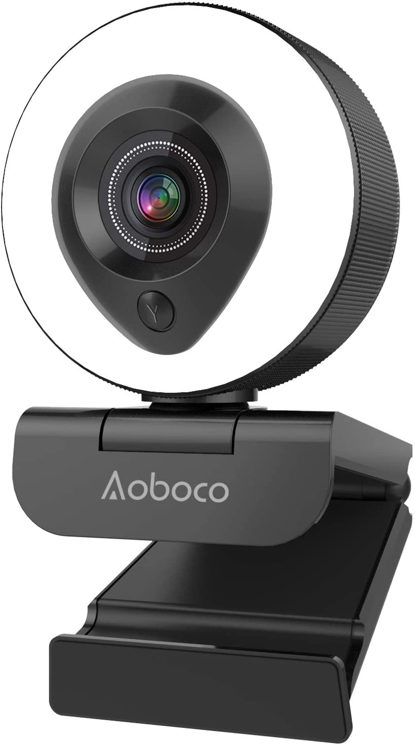 Webcam Streaming HD 1080p