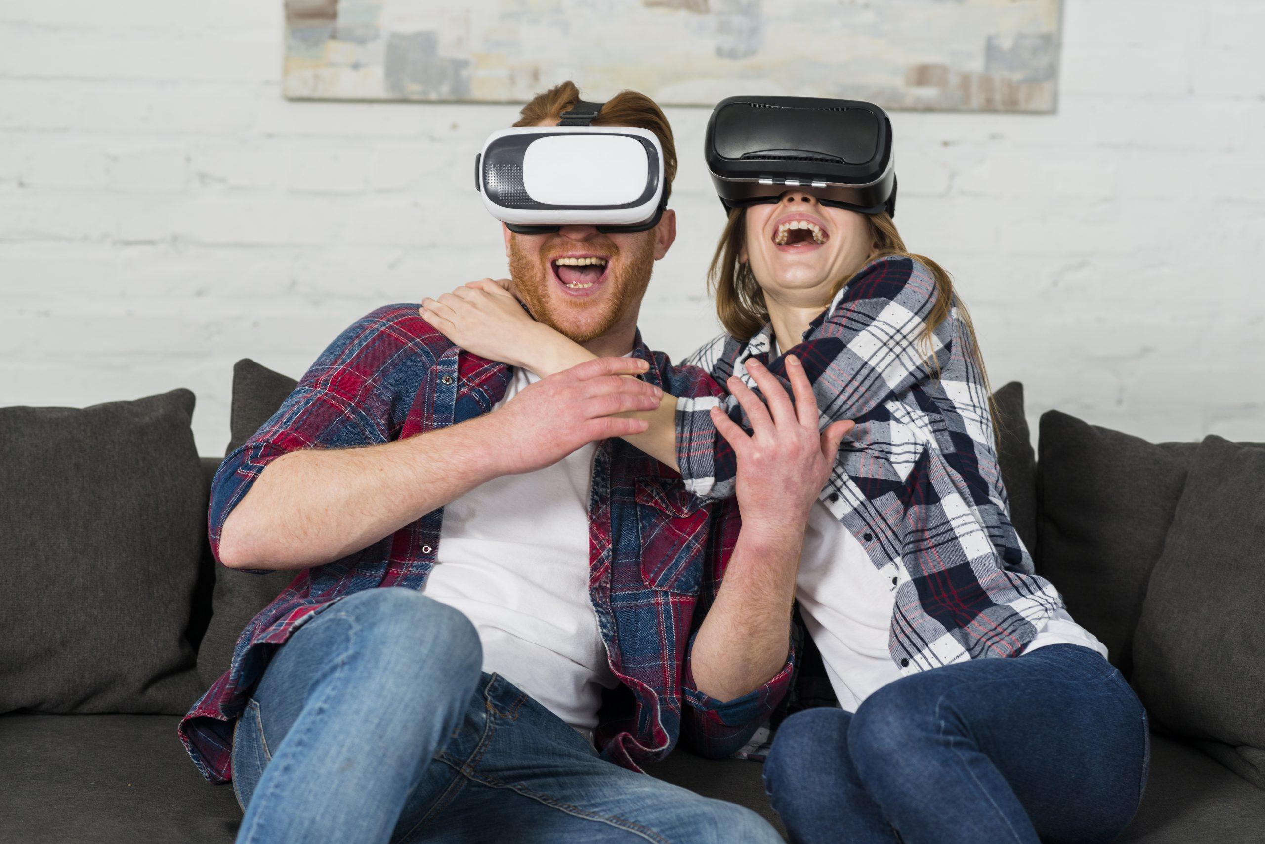 gafas de realidad virtual top