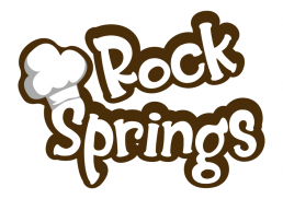 LogoRockSpringMarron Terrecrea