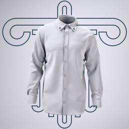 camisa con logo bufete aboggados terrecrea
