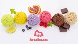 diseño marca helados terrecrea. brand design lleida